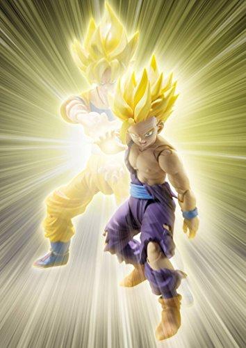 "Bandai Tamashii Nations S.H. Figuarts Super Saiyan Son Gohan ""Dragon Ball Z"" Action Figure"