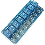 SainSmart 8-Kanäle RelaisModul Brett 5V Für Arduino PIC AVR MCU DSP Relay Module