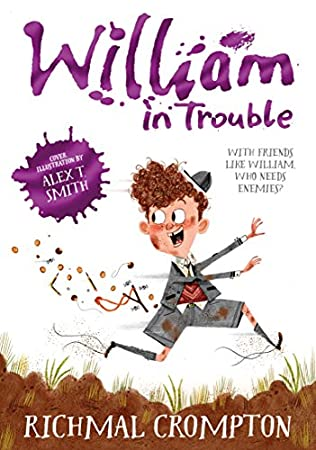 book cover of William In Trouble