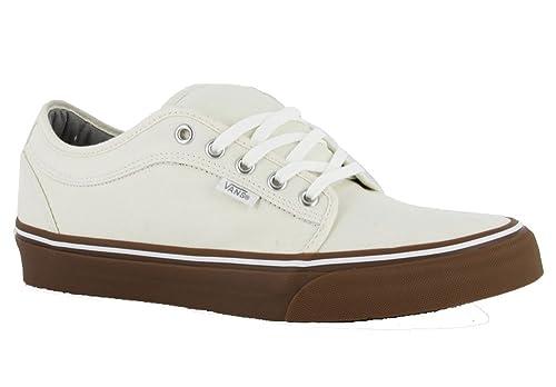 2306db057d37 Vans Chukka Low White Gum Shoe U0G9DH (UK14)  Amazon.co.uk  Shoes   Bags