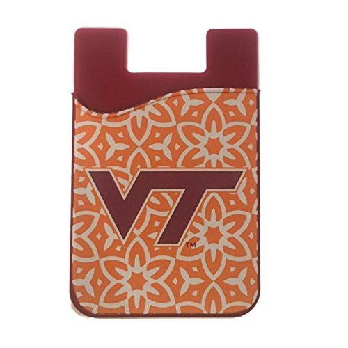 Desden Virginia Tech Cell Phone Card Holder or (Virginia Tech Credit Card)
