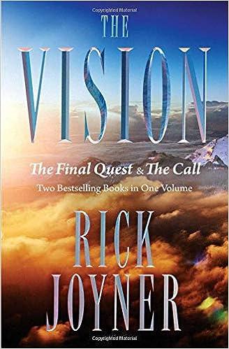The Final Quest By Rick Joyner Pdf