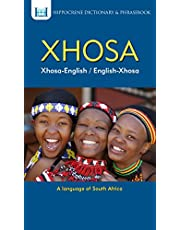 Xhosa-English/ English-Xhosa Dictionary & Phrasebook