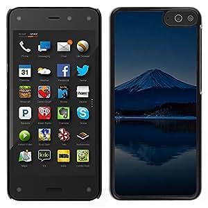 LECELL--Funda protectora / Cubierta / Piel For Amazon Fire Phone -- gora ozero Rassvet peyzazh --