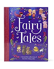 Fairy Tales: A Beautiful Collection of Favorite Fairy Tales (Hardcover Storybook Treasury)