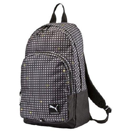 PUMA Rucksack Academy Backpack -Mochila, color gris, talla UA 072988 02