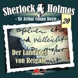 Der Landadel von Reigate (Sherlock Holmes 20)