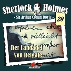 Der Landadel von Reigate (Sherlock Holmes 20) Hörspiel