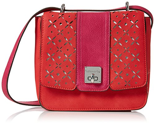 Coral bandoulière Sacs Bag Comb Rouge Beate Saddle Tamaris YqTwF6n