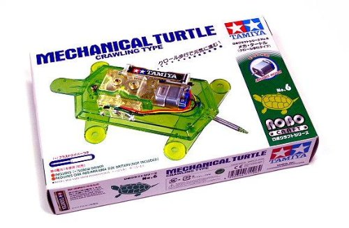 Tamiya 71106 Mechanical Turtle toys [ parallel import goods - Turtle Mechanical