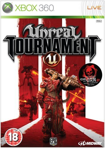 Unreal Tournament 3 (Xbox 360) by Midway Games Ltd