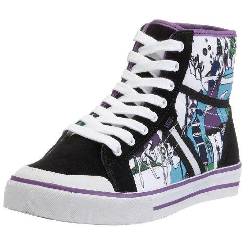 VANS W WELLESLEY VF603JW, Damen Sneaker, schwarz, (keren) black )
