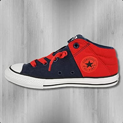 Converse Kinder Schuhe CT Axel Mid 642847c navy red 38