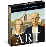 Kyпить Art Page-A-Day Gallery Calendar 2018 на Amazon.com