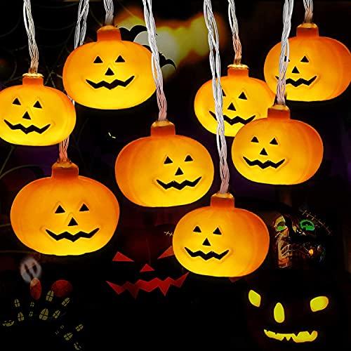 Faccine da Halloween