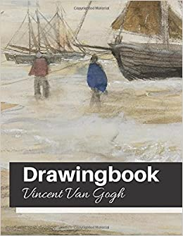 drawingbook vincent van gogh drawingbookdrawing book for adultsall blank sketchbookvan gogh notebook volume 40