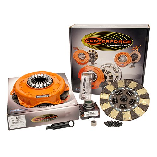Clutch Dual Friction Kit (Centerforce KDF717516 Dual Friction Full Clutch Kit)