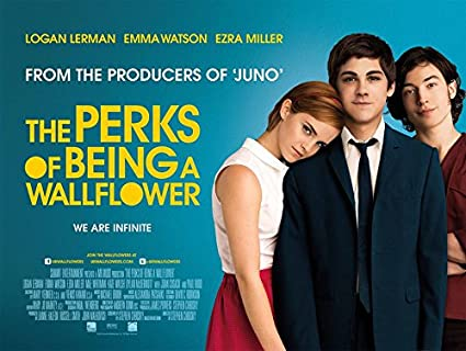 Amazoncom 021 Perks Of Being A Wallflower 19x14 Inch Silk Poster