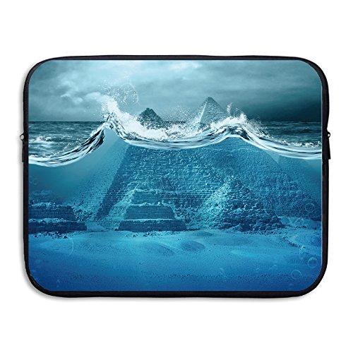 Pyramid Under Ocean 13-15 Inch Water-proof Laptop Sleeve