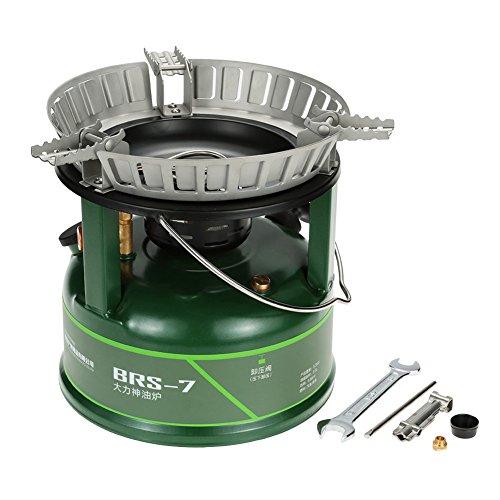 oil burning stove - 5