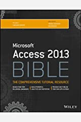 Access 2013 Bible Kindle Edition