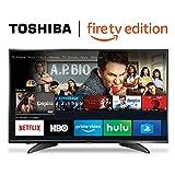 Toshiba 43-inch 1080p Full HD Smart LED TV - Fire TV Edition