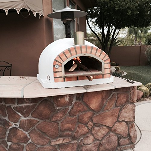 Traditional Brick Pizzaioli Wood Fire Oven Buy Online In