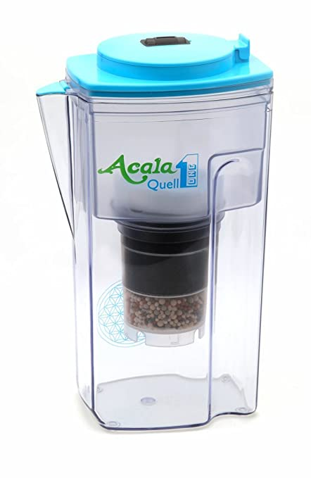 2 opinioni per Filtro Acqua AcalaQuell One Caraffa Filtrante   Azzurra   Prestazioni di