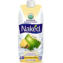 Naked Juice Coconut Pineapple Water, 16.9 oz