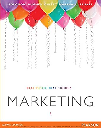 Marketing: Real People, Real Choices 10th Edition (eBook PDF)
