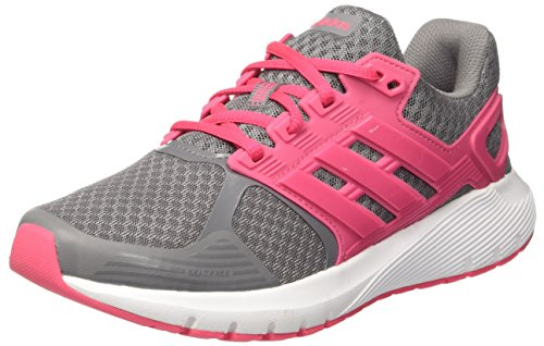 Running adidas Duramo Three W Shoe Women's Grey 8 Performance 4wHwqC1
