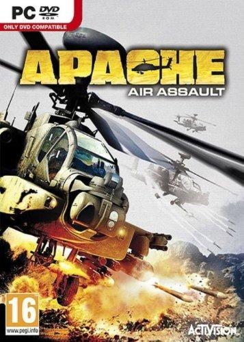 Assault Pc Dvd - Apache Air Assault PC DVD ROM