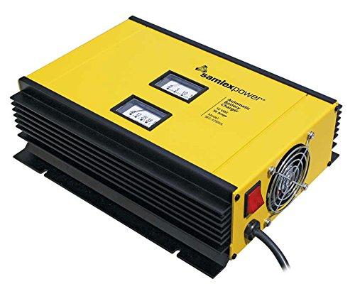 Samlex SEC-1250UL Three Stage Battery Chargers