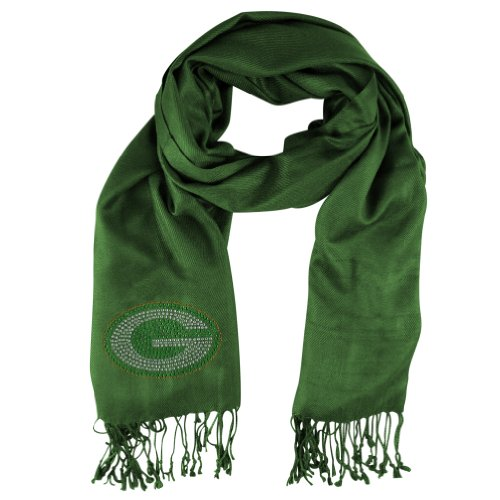 Packers Pashmina Scarf - 1