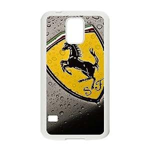 WAGT Ferrari sign fashion cell phone case for Samsung Galaxy S5