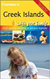 Frommer's Greek Islands with Your Family, Jos Simon, 0470518618