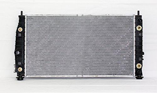 Radiator - Pacific Best Inc For/Fit 2184 99-04 Chrysler LHS 300M 3.5L 98-04 Chrysler Concorde Dodge Intrepid V6 3.2L ()