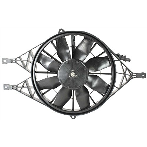 Evan-Fischer EVA24572021999 New Direct Fit Radiator Fan Assembly for DURANGO 00-02 DAKOTA 97-04