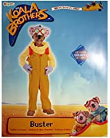 Disguise Toddlers The Koala Brothers Buster Deluxe Halloween Costume