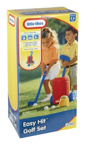 51DxlvoOD1L - Little Tikes Totsports Easy Hit Golf Set