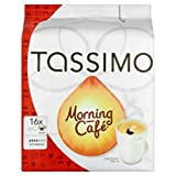 TASSIMO Morning Cafe 16 discs, 16 servings Review