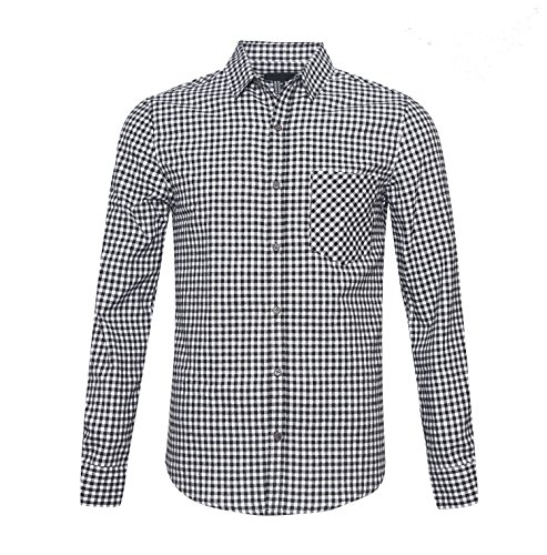 Quilt Lined Flannel Shirt - 8