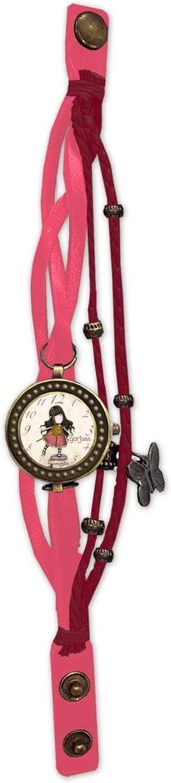 Gorjuss W-07-G Reloj de Pulsera Vintage New Heights