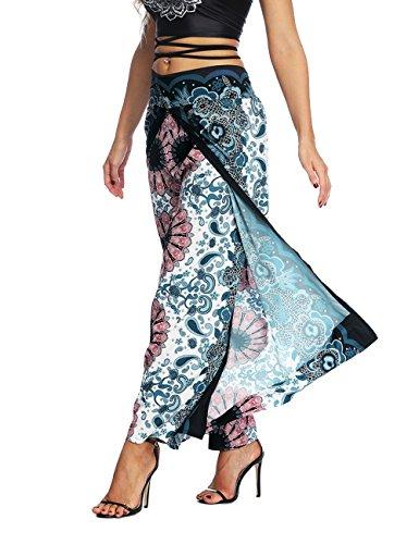 Grey Ink Pantalón Mujer Amoma Para 7Swtq6Z