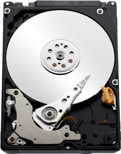 WD Blue 250GB Laptop 7mm Hard Drive: 2.5 Inch, SATA 6Gb/s, 5400 RPM, 8MB Cache WD2500LPVX