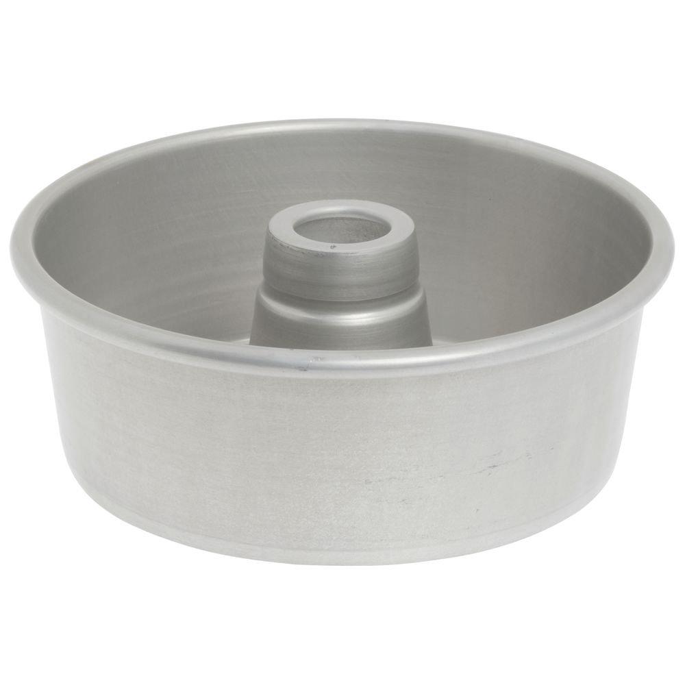 Chicago Metallic Bakeware Glazed Alum. #650 Angel Food Tube Cake Pan