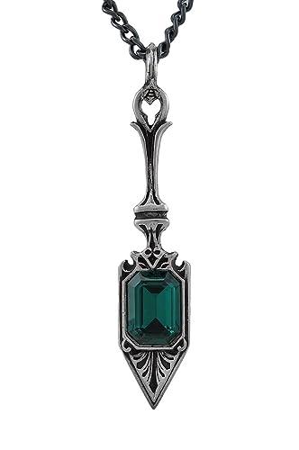 Amazoncom Alchemy Gothic Sucre Vert Absinthe Spoon Pendant W