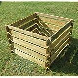 Apollo legno Compost bin