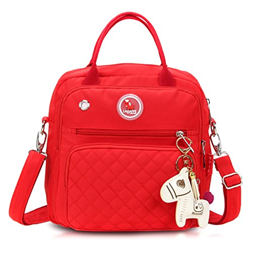 Diaper Bag Multifunction Nappy Crossbody Rouge Bags Tote Baby Shoulder Handbag Mummy pPTqXq