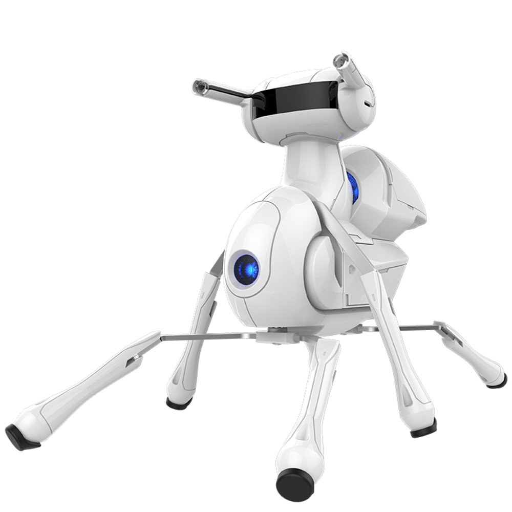 DFROBOT Antbo - a DIY Bionic Robot Kit for Kids to Enjoy Fun and Develop Creative Thinking